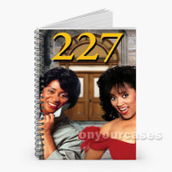 227 TV Show Custom Personalized Spiral Notebook Cover with Small Medium Large Size