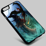 Gyarados vs Charizard Pokemon on your case iphone 4 4s 5 5s 5c 6 6plus 7 Samsung Galaxy s3 s4 s5 s6 s7 HTC Case