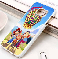 AlphaBetty Saga Samsung Galaxy S3 S4 S5 S6 S7 case / cases