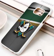 Anaheim Ducks 2 Samsung Galaxy S3 S4 S5 S6 S7 case / cases
