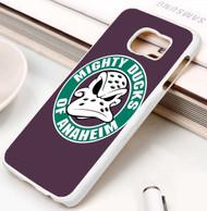 Anaheim Ducks 3 Samsung Galaxy S3 S4 S5 S6 S7 case / cases