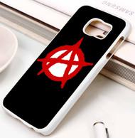 Anarchy symbol Samsung Galaxy S3 S4 S5 S6 S7 case / cases