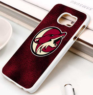 Arizona Coyotes 3 Samsung Galaxy S3 S4 S5 S6 S7 case / cases