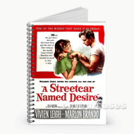 A Streetcar Named Desire Custom Personalized Spiral Notebook Cover