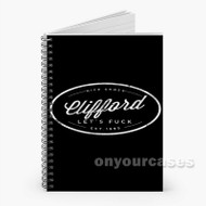 5 Seconds of Summer Michael Clifford Custom Personalized Spiral Notebook Cover