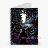 A Day To Remember Album Cover Custom Personalized Spiral Notebook Cover
