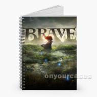 Disney Pixar Brave Custom Personalized Spiral Notebook Cover