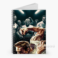 Fight Club Custom Personalized Spiral Notebook Cover
