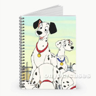 101 Dalmatians Disney Custom Personalized Spiral Notebook Cover