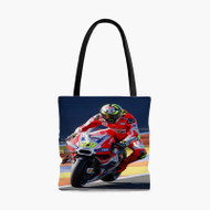 Andrea IannoneCustom Personalized Tote Bag Polyester with Small Medium Large Size