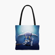 Chibi Sven Dota 2Custom Personalized Tote Bag Polyester with Small Medium Large Size
