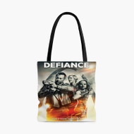 Defiance Season 3Custom Personalized Tote Bag Polyester with Small Medium Large Size