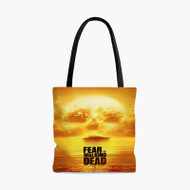 Fear the Walking DeadCustom Personalized Tote Bag Polyester with Small Medium Large Size