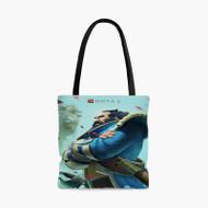 Kunkka Dota 2Custom Personalized Tote Bag Polyester with Small Medium Large Size