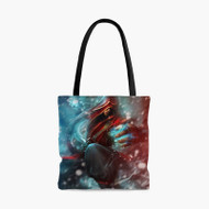 Lee Sin League of LegendsCustom Personalized Tote Bag Polyester with Small Medium Large Size