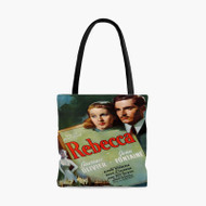 RebeccaCustom Personalized Tote Bag Polyester with Small Medium Large Size