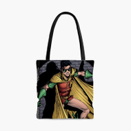 Robin DC ComicsCustom Personalized Tote Bag Polyester with Small Medium Large Size