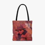 Sc Hoolboy Q Blank Face LPCustom Personalized Tote Bag Polyester with Small Medium Large Size