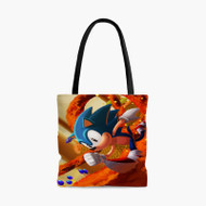 Sonic the HedgehogCustom Personalized Tote Bag Polyester with Small Medium Large Size