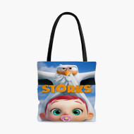 StorksCustom Personalized Tote Bag Polyester with Small Medium Large Size