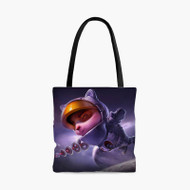 Teemo League of LegendsCustom Personalized Tote Bag Polyester with Small Medium Large Size