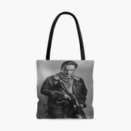The Walking Dead Season 6 Rick GrimesCustom Personalized Tote Bag Polyester with Small Medium Large Size
