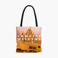 Vampire WeeekendCustom Personalized Tote Bag Polyester with Small Medium Large Size