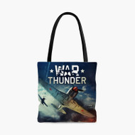 War ThunderCustom Personalized Tote Bag Polyester with Small Medium Large Size