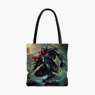 Zed League of LegendsCustom Personalized Tote Bag Polyester with Small Medium Large Size