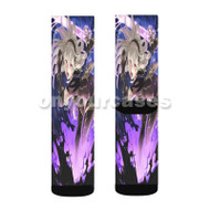 Fire Emblem Fates Custom Sublimation Printed Socks Polyester Acrylic Nylon Spandex with Small Medium Large Size