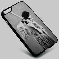 Jimi Hendrix 1 on your case iphone 4 4s 5 5s 5c 6 6plus 7 Samsung Galaxy s3 s4 s5 s6 s7 HTC Case
