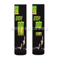 Muse New Kind of Kick Custom Sublimation Printed Socks Polyester Acrylic Nylon Spandex with Small Medium Large Size
