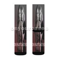 Maddie Tae Custom Sublimation Printed Socks Polyester Acrylic Nylon Spandex with Small Medium Large Size