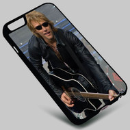 Jon Bon Jovi on your case iphone 4 4s 5 5s 5c 6 6plus 7 Samsung Galaxy s3 s4 s5 s6 s7 HTC Case