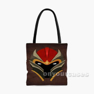 Dragon Knight Dota 2 Mask Custom Personalized Tote Bag Polyester with Small Medium Large Size