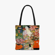 Gustav Klimt The Dancer Custom Personalized Tote Bag Polyester with Small Medium Large Size