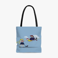 Kiki s Delivery Service studio ghibli and Sailor Moon Custom Personalized Tote Bag Polyester with Small Medium Large Size