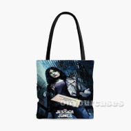 Marvel Jessica Jones Custom Personalized Tote Bag Polyester with Small Medium Large Size