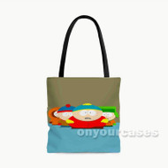 South Park Custom Personalized Tote Bag Polyester with Small Medium Large Size