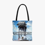 Star Wars Battlefront Games Custom Personalized Tote Bag Polyester with Small Medium Large Size