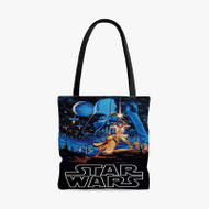 Star Wars Vintage Custom Personalized Tote Bag Polyester with Small Medium Large Size