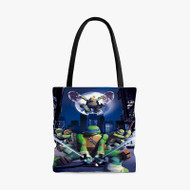 Teenage Mutant Ninja Turtles Tv Series Custom Personalized Tote Bag Polyester with Small Medium Large Size