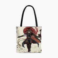Assassin s Creed Avatar The Legend Of Korra Custom Personalized Tote Bag Polyester with Small Medium Large Size