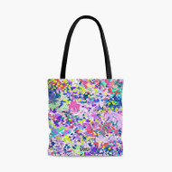 Father John Misty Real Love Baby Custom Personalized Tote Bag Polyester with Small Medium Large Size