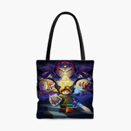 Lego The Legend of Zelda Custom Personalized Tote Bag Polyester with Small Medium Large Size