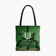Rainbow Six Siege Skull Rain Custom Personalized Tote Bag Polyester with Small Medium Large Size