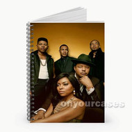 Empire Custom Personalized Spiral Notebook Cover
