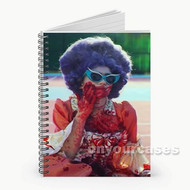 Grimes Flesh Without Blood Custom Personalized Spiral Notebook Cover