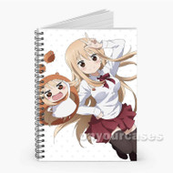 Himouto Umaru chan Custom Personalized Spiral Notebook Cover
