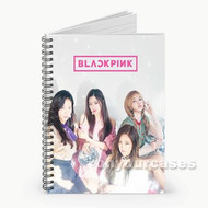 Blackpink Custom Personalized Spiral Notebook Cover